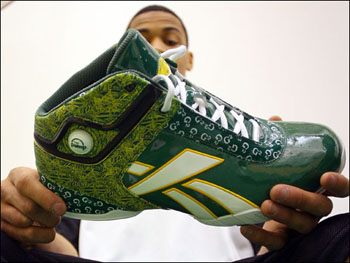 Reebok Gerald Green Pumps Exclusive Release