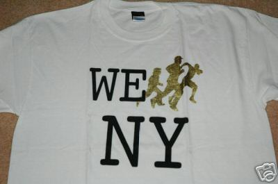 We Run NY T-Shirts