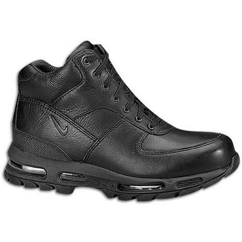 nike acg goadome low cut boot; Nike Mens Air Max Goadome - Black
