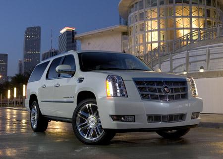2009 Cadillac Escalade PLATNUIM - Autoblog