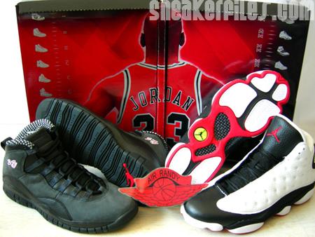 5fb2eedb01928a Air Jordan 10 13 Countdown Pack shoes