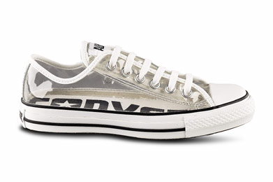 Clear Converse EXCLUSIVE to Journeys