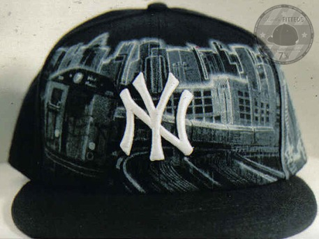 Jay Cruz Custom Hat