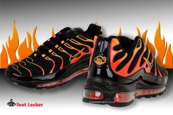 6231141488 Hybrid Nike Air Max 97 x Air Max Plus (The Tn s) Pics On SneakerNews ...