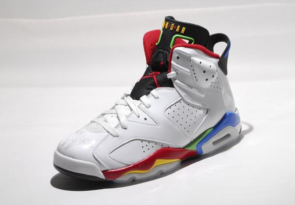 new styles e88ce 42cfb Nike Air Jordan 6 Olympic Series 2008
