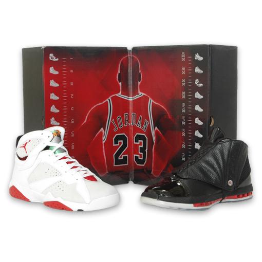 Air Jordan Collezione Countdown Pack 7 + 16