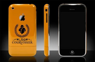 iPhone FROM LRG x Courvoisier