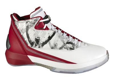 Omega Air Jordan 22 (part of the Alpha Omega pack)