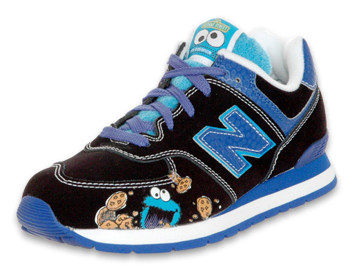 Cookie Monster New Balance 574