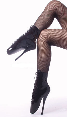 Womens Ballet Ankle Boots by Devious