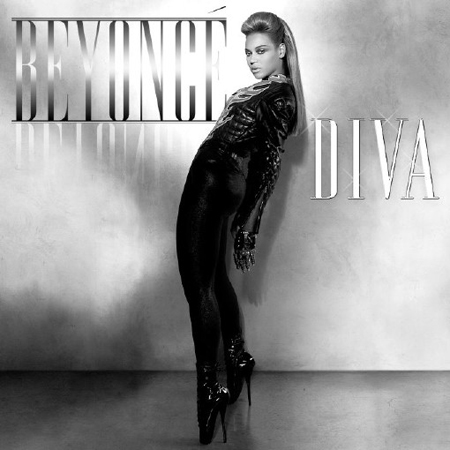 Beyonce's Diva Cover also showing off some real high heels