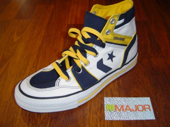 Converse Poorman Pro Vintage in yellow