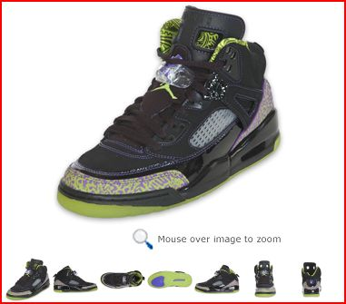 Air Jordan Spizike Nelly