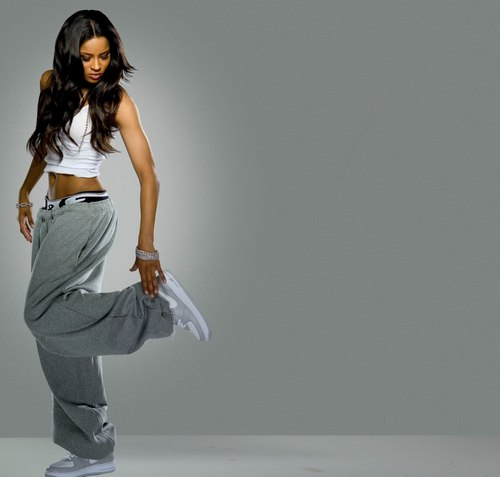 Ciara: Respect Here Sneaker Game