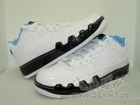 Air Jordan 9 (IX) Fusion Low
