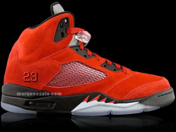 Air Jordan V Raging Bull - Part of a 2 pair pack