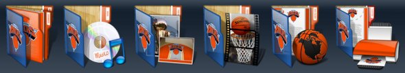 NBA Teaser Icons