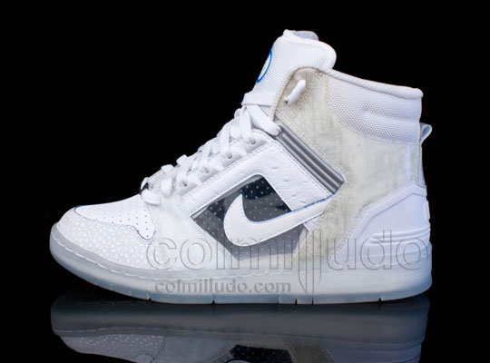 "Nike Air Force II High ""Wii"""