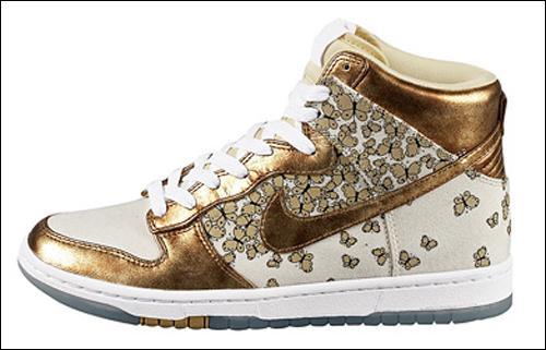 "Nike Womens Dunk Hi ""Butterflies"""