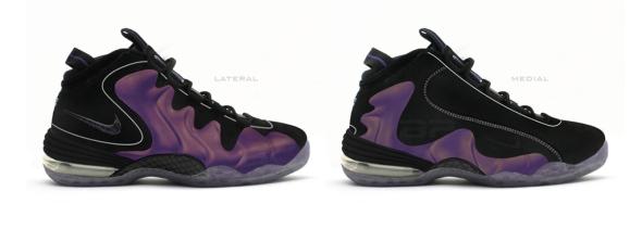 Custom Design: Penny Hyrbid in eggplant