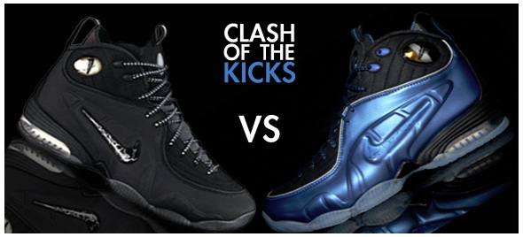 Clash of the Kicks: Half Cent Penny's on Kicks on Fire