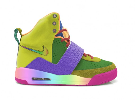 Nike Air Yeezy South Park Gay Fish