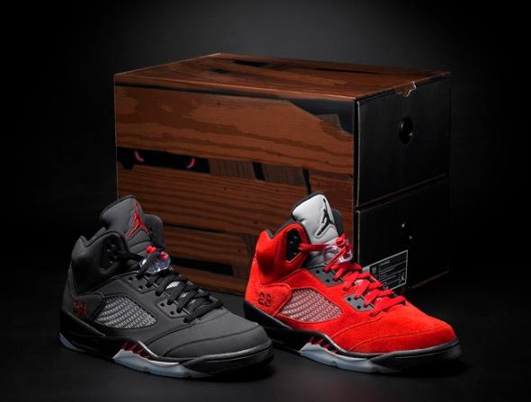 """Air Jordan 5 Pack """"Toro Bravo"""""""