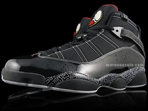 Air Jordan Six (6) Rings Hall of Fame