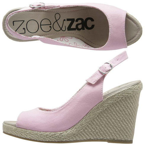 Brands zoe&zaczoe&zac Tigerlily Espadrille Wedge