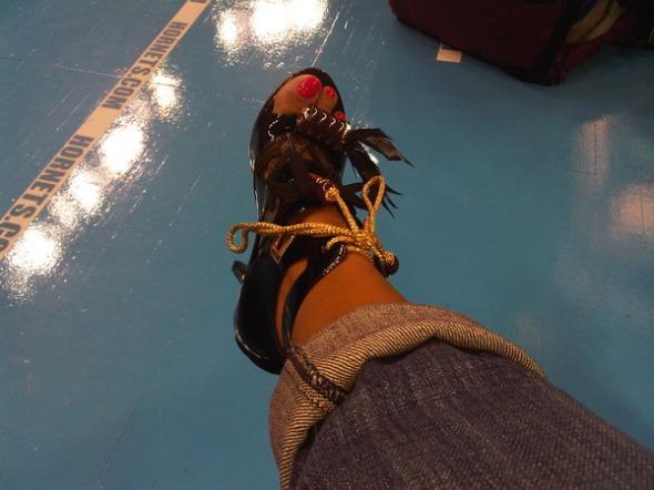 La La - my favorite shoes in my whole closet