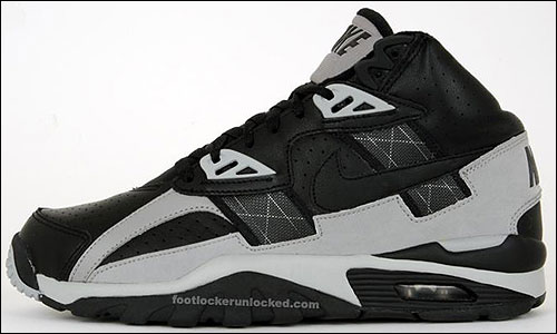 Nike Air Trainer SC Black/Grey Holiday 09