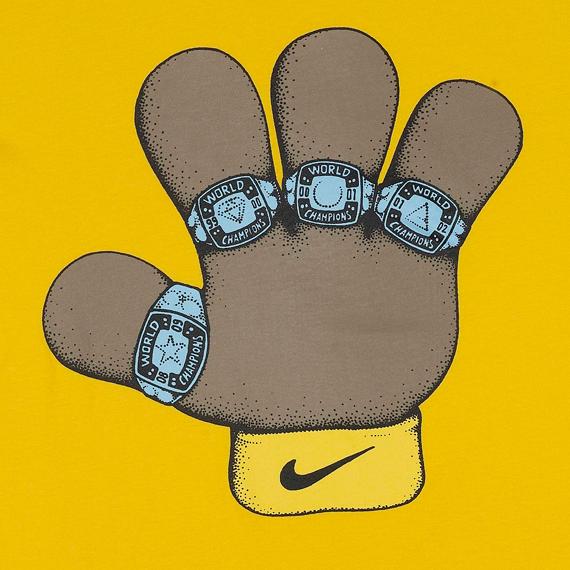 Nike Kobe Bryant 4 Rings + NBA Championship MVP T Shirts
