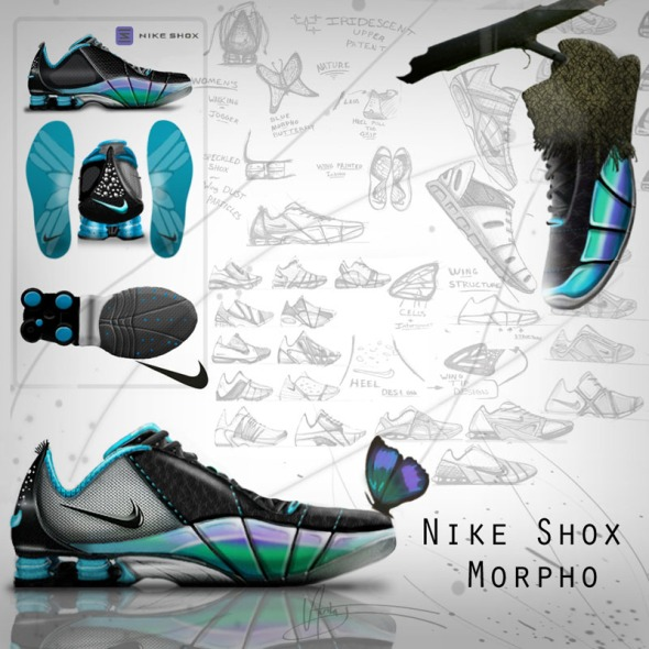 Nike's Future Sole Contest  - AustinJ Design