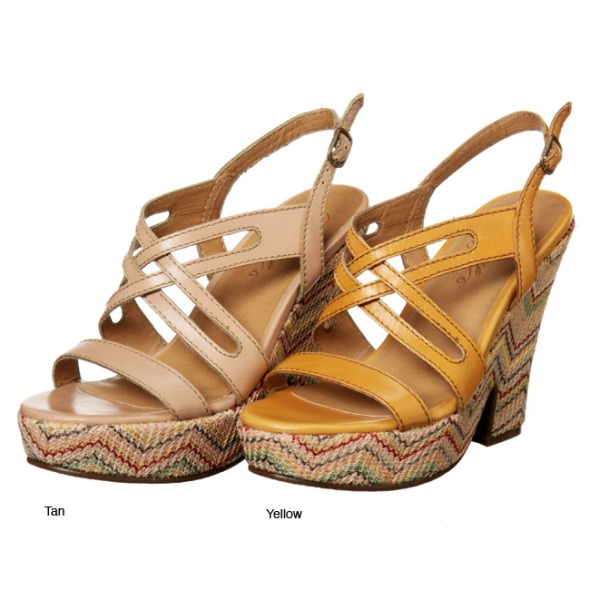 Fergie Women's 'Zaila' Wedge Sandals