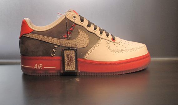 New Nike Air Force 1 Bespokes