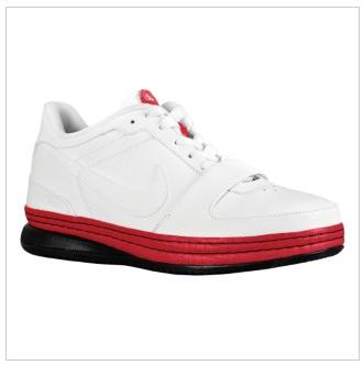 Nike Zoom LeBron VI Low in Red