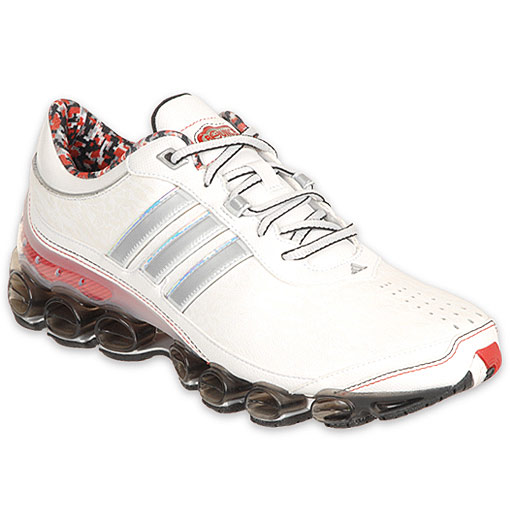 adidas Men's Microbounce+ FH 08 Leather Running Shoes
