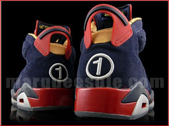 Air Jordan 6 Retro Doernbecher Freestyle BACK