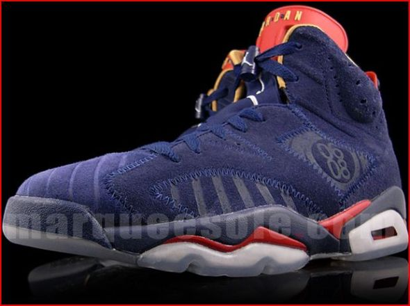 Air Jordan 6 Retro Doernbecher Freestyle
