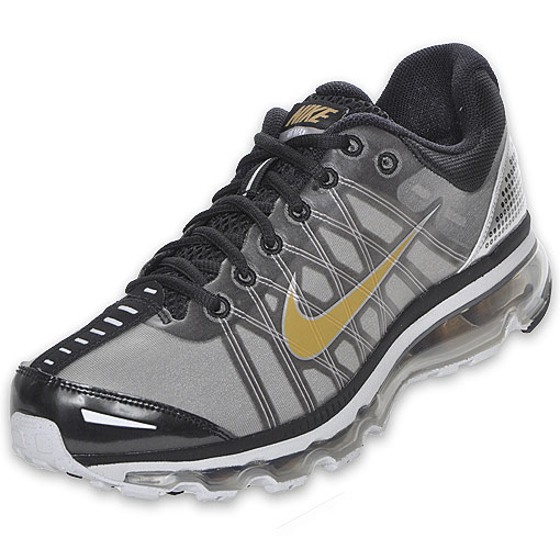 Air Max 2009+ Gold-Black