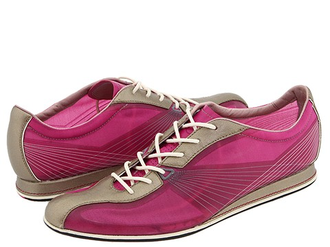 Cole Haan Zoom Flywire in Fuschia