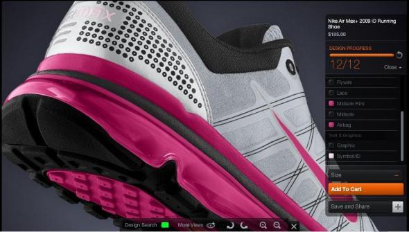 Nike Air Max 2009 iD