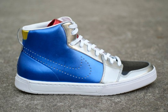 Nike Royal Mid Metalic Royal Blue