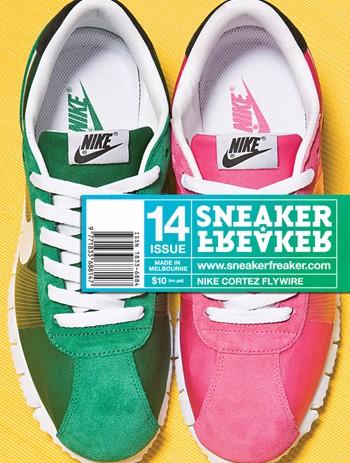 Sneaker Freaker magazine