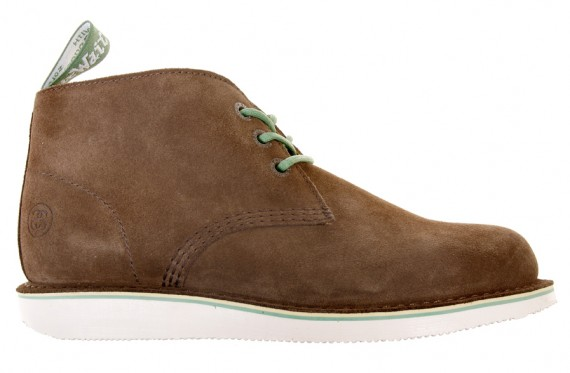 Stussy Deluxe x Dr. Martens - Desert Boots