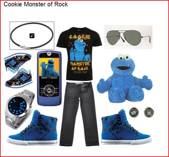 cookie monster of rock