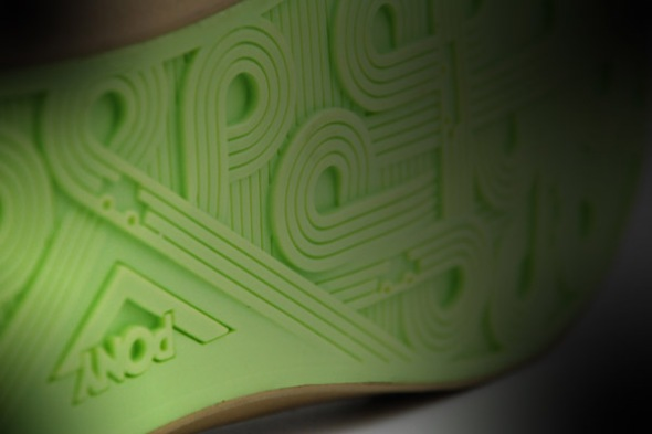 Pony X9Limited Edition Glow In The Dark Soles