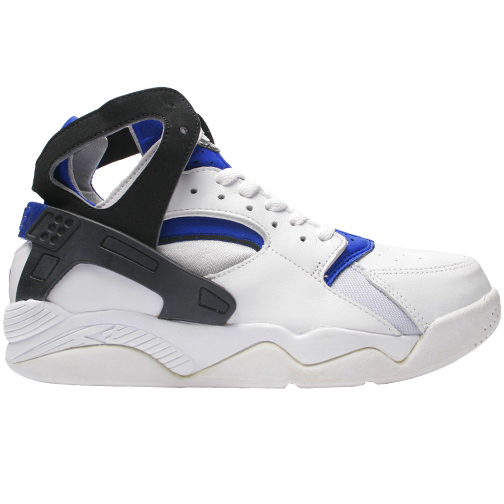 flight huarache whiteblue