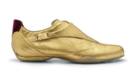 Roberto Coin Gold Sneaker