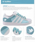 Twitter x adidas Originals Superstar  By Gerry Mckay - 03